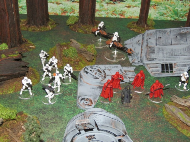 [Décors] [Table] [Star Wars Legion] Le Star Wars Legion de Nico Img_3928