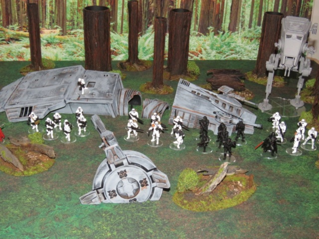 [Décors] [Table] [Star Wars Legion] Le Star Wars Legion de Nico Img_3930
