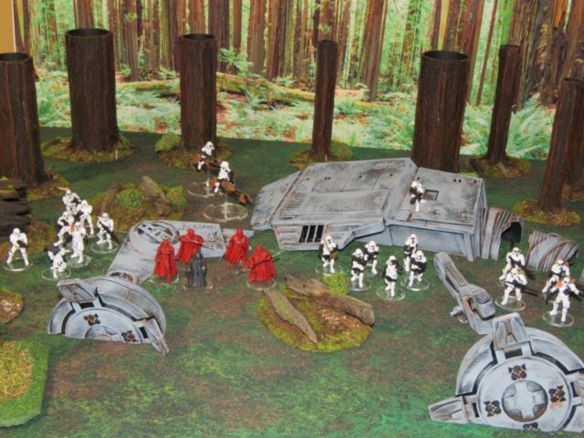 [Décors] [Table] [Star Wars Legion] Le Star Wars Legion de Nico Img_3931