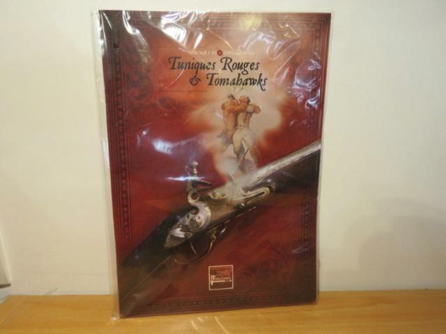 [Vente] [Mousquets & Tomahawks] Tuniques Rouges & Tomahawks Img_5610