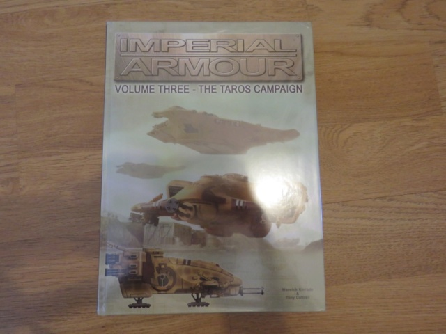 [Vente] Volume 3 Imperial Armour, 1re édition Forge World Taros Campaign Img_5612
