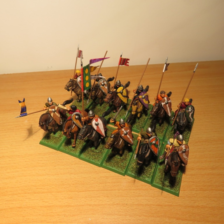 [Hail Caesar] Projet Hastings - 1066 - Page 3 Img_9821