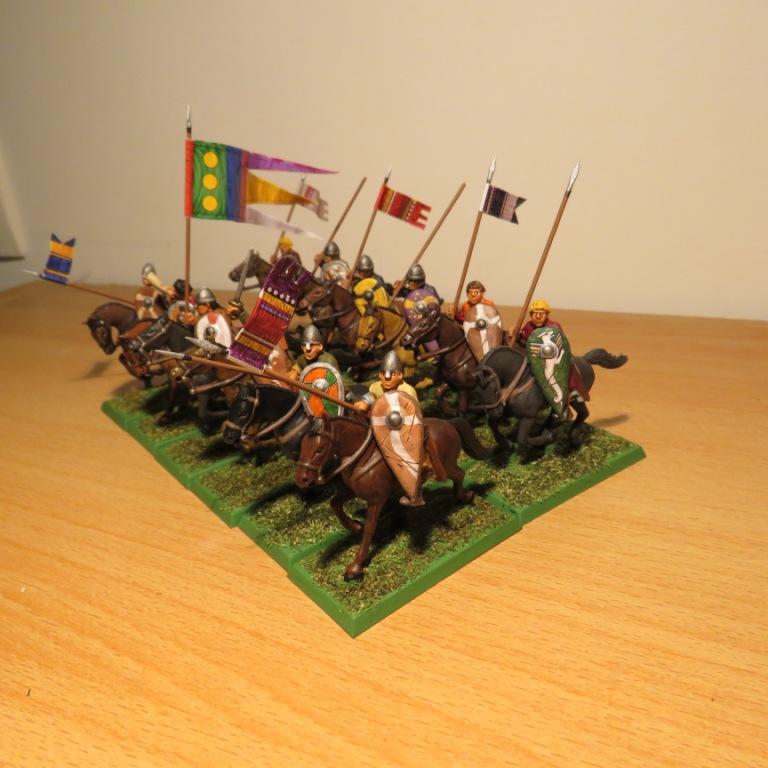 [Hail Caesar] Projet Hastings - 1066 - Page 3 Img_9823