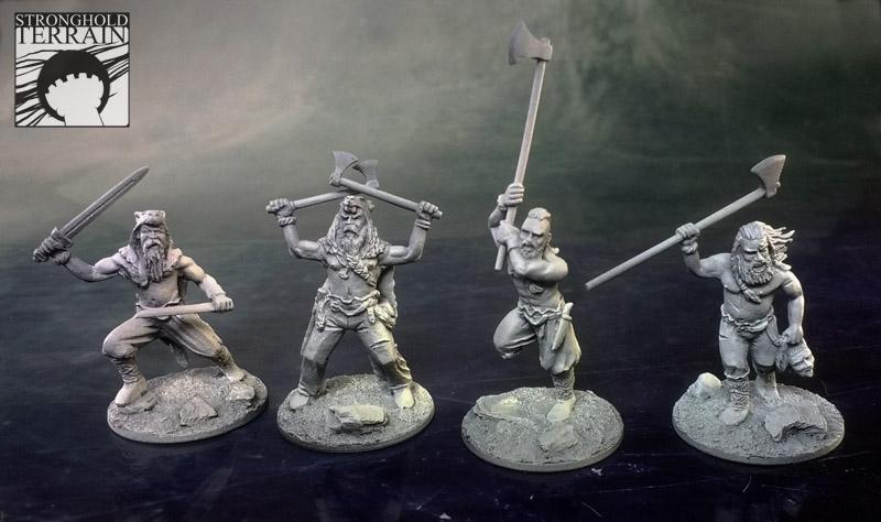 [Saga] La série Vikings en miniature Ulfhed10