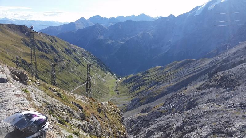 5000km en 12 jours, une Tracer en Albanie 20170814