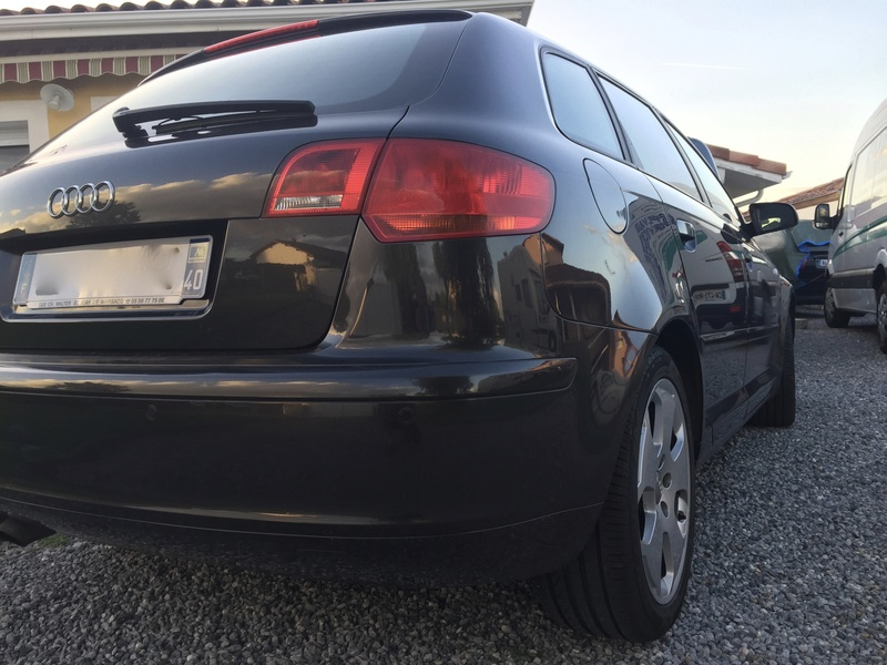 [RECHERCHE/ECHANGE] Audi A3 Sportback contre GT Fullsi10