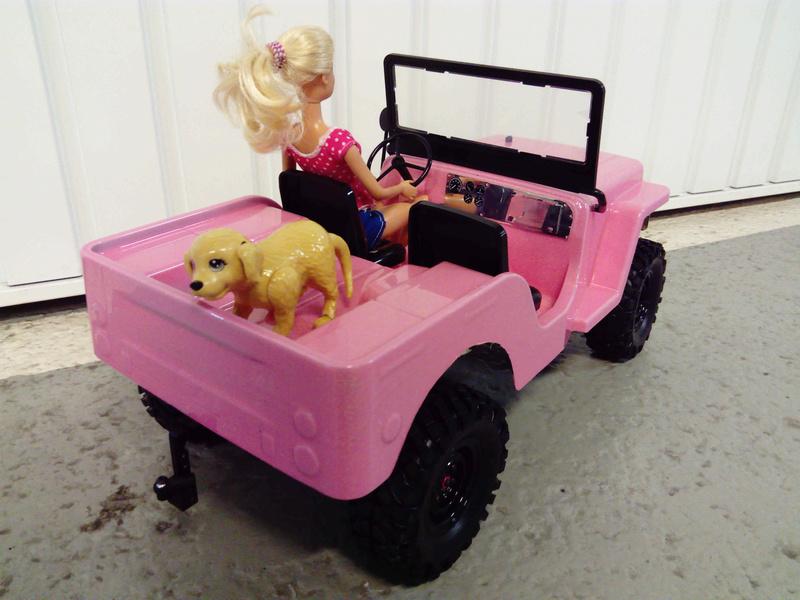 La Jeep de Barbie ! Dsc_0432