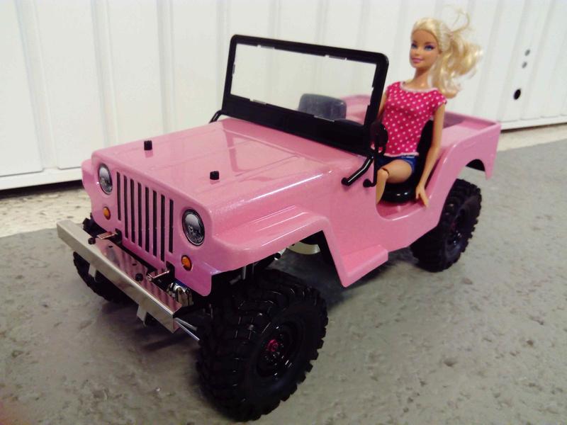La Jeep de Barbie ! Dsc_0433