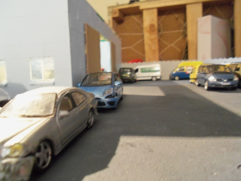 Centre de recyclage autos (partie 4) 2110