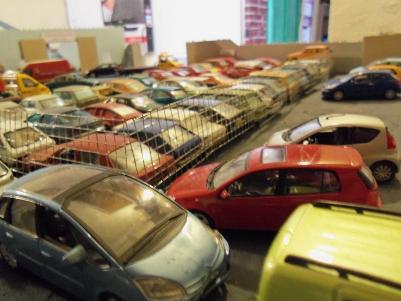Centre de recyclage autos (partie 4) 2210