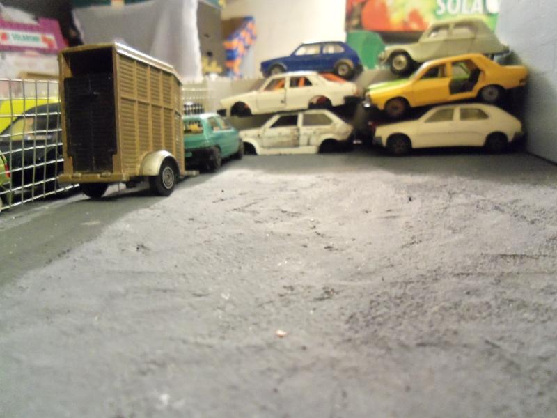Centre de recyclage autos (partie 4) 3010