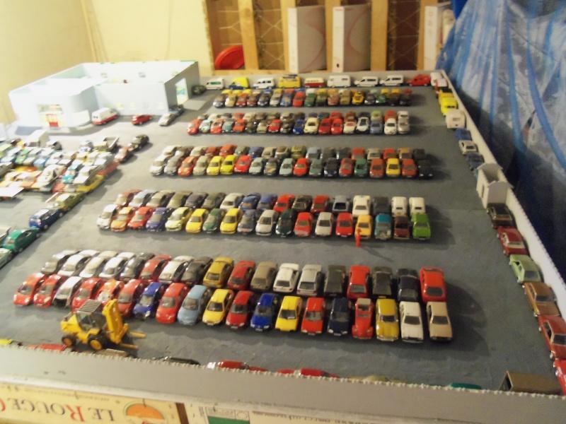 Centre de recyclage autos (partie 4) 3310