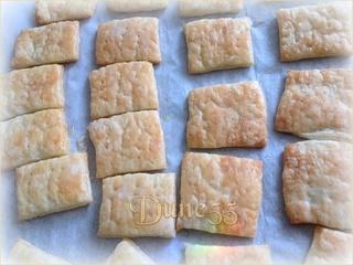 Tartelettes feuilletées au Saint Agur 2divsi10