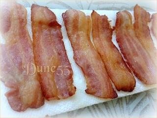 Bouchées de poulet au bacon sur le BBQ Gwg1lc10