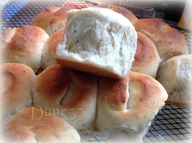 Petits pains ronds Me7dhp10