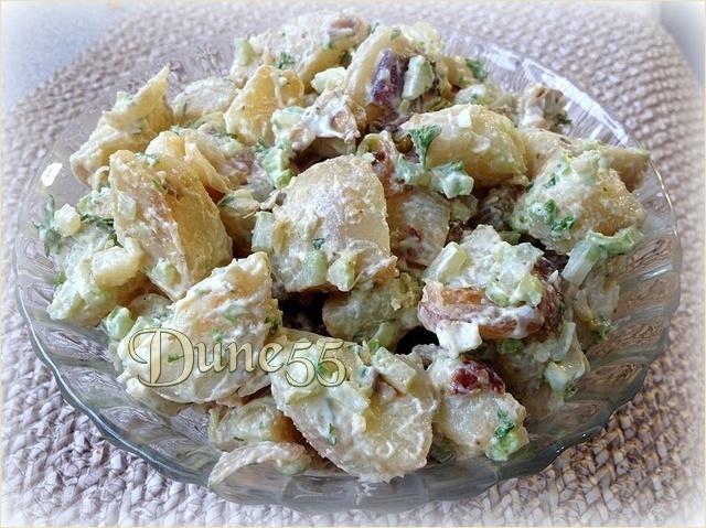 Salade de patates à l'ancienne Myxgnh10