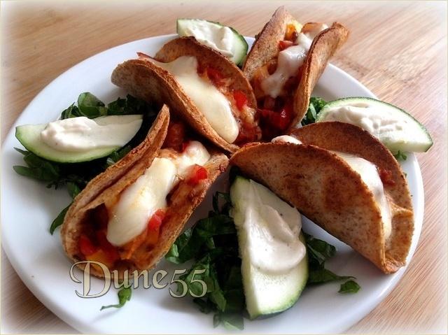 Mini Pizza Tacos Zupywm10