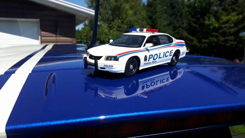 impala police thetford  20375710