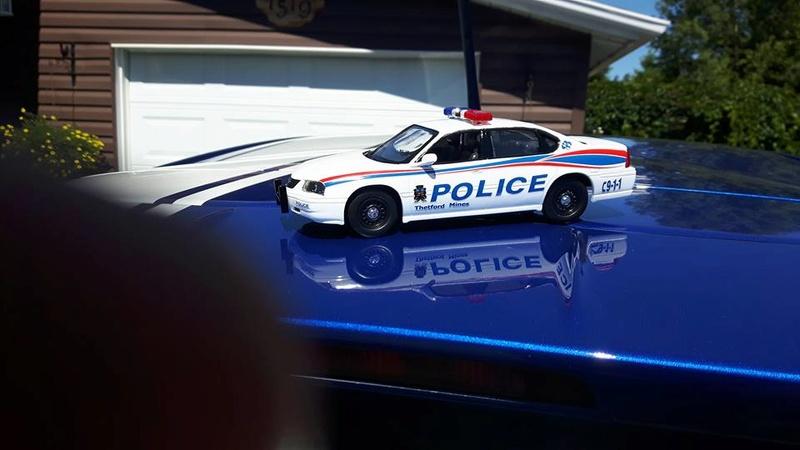impala police thetford  20429910