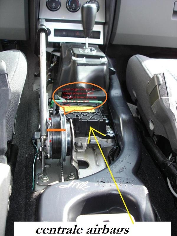 Voyant airbag allumé Modifi10