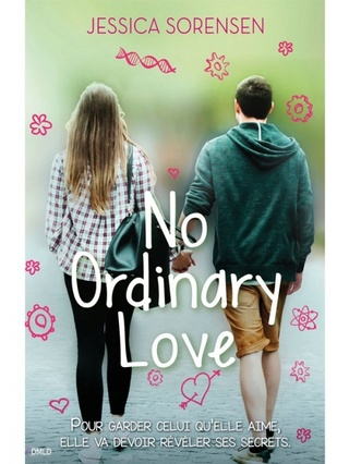 The Heartbreaker Society - Tome 1 : No ordinary love de Jessica Sorensen Couv6311