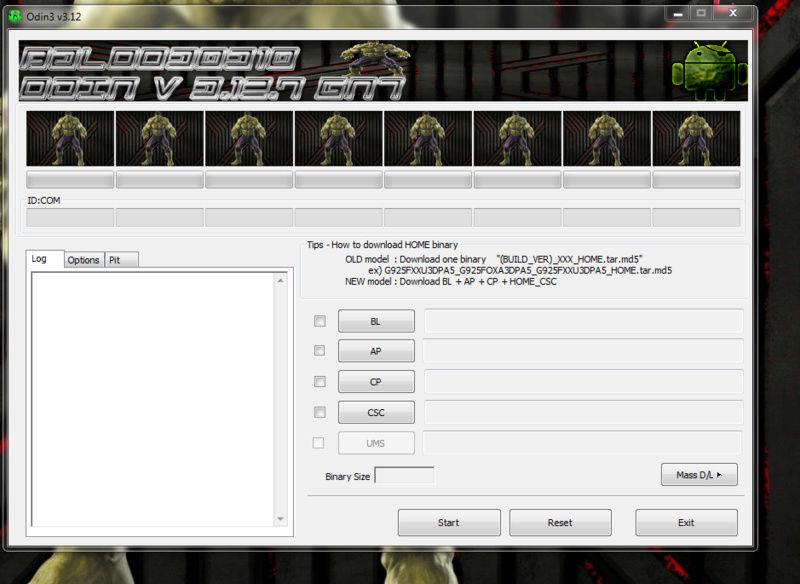 Odin3_v3.12.7 Mods GNT (BALOO30310) Captur10