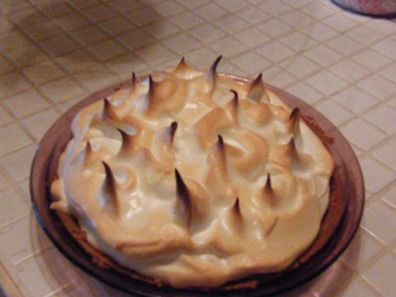 La tarte  au citron meringuée, ce n'est pas compliqué Dscf4810