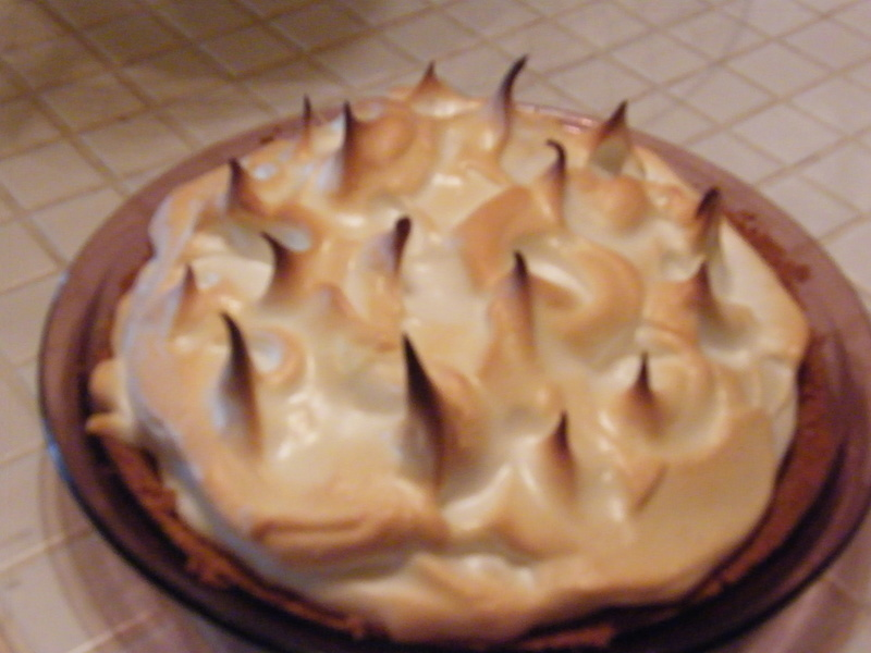 La tarte  au citron meringuée, ce n'est pas compliqué Dscf4811