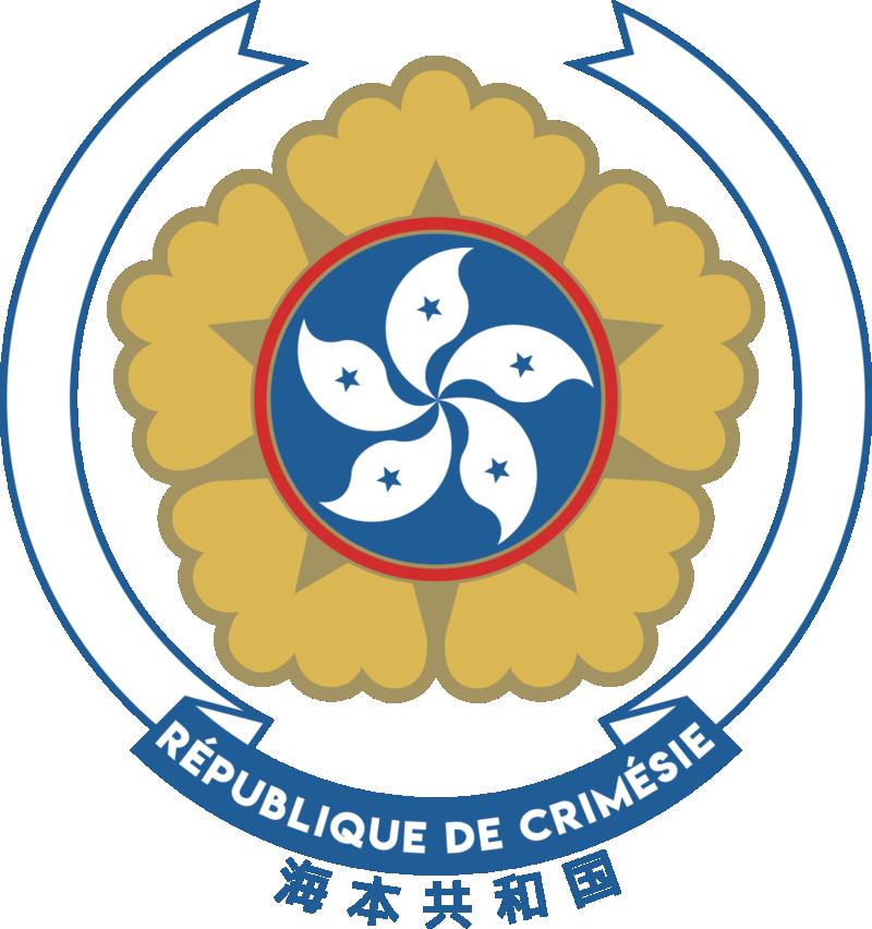 République de Crimésie Blason11