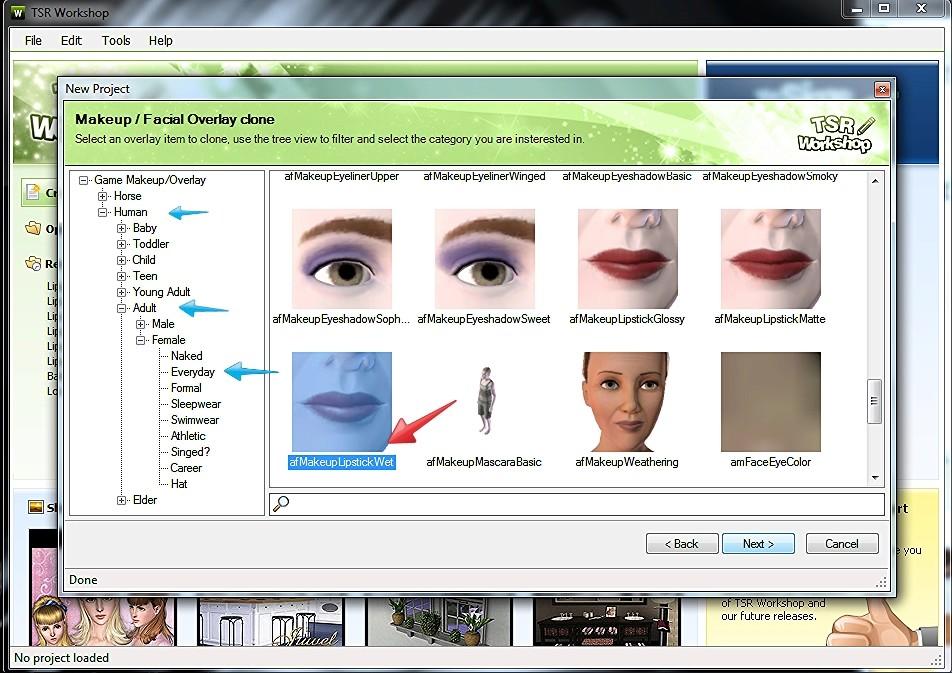 Making Lipgloss for sims 3 310
