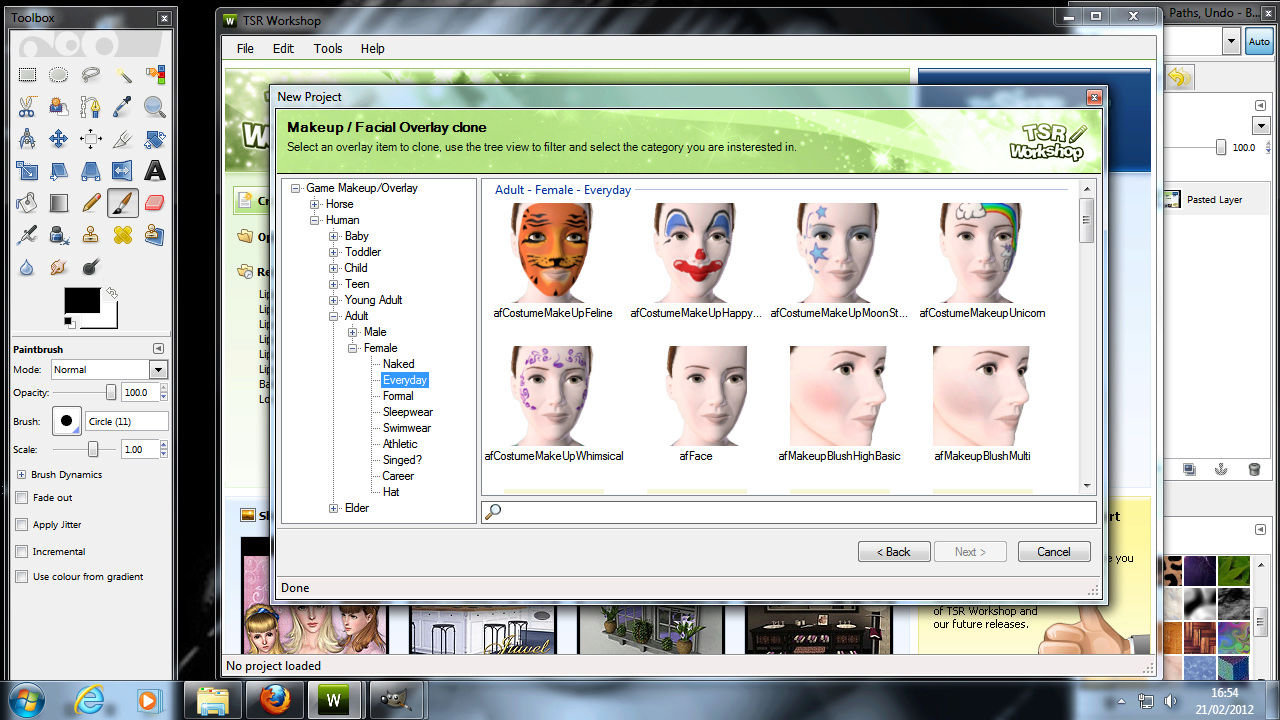 Making Lipgloss for sims 3 311