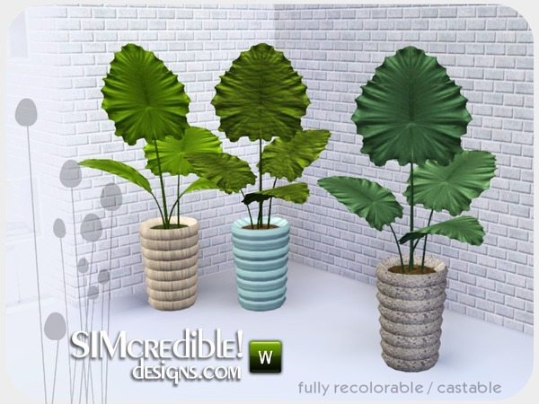 Worry Less Plant by SIMcredible! W-600h17