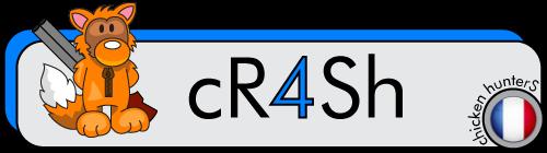 cR4sh is almost back.. Crash_10