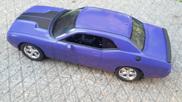 Dodge Challenger SRT8 2010 310