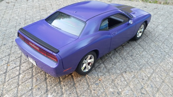 Dodge Challenger SRT8 2010 410