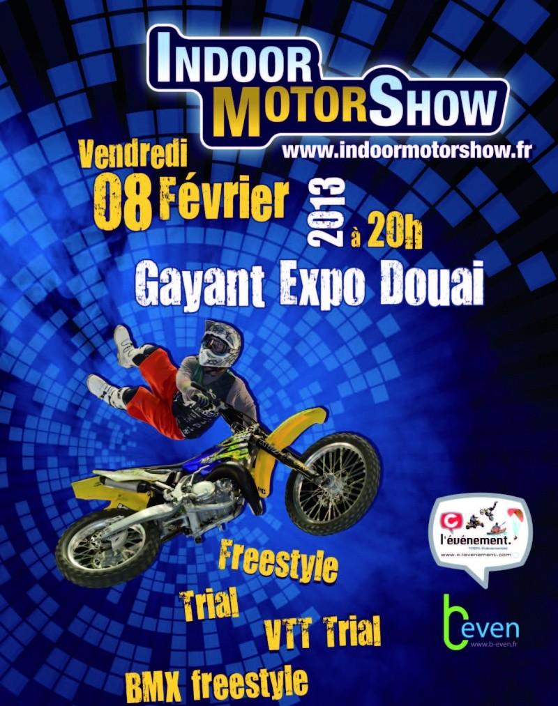 Indoor Motor Show - 8 fev 2013 - Gayant Expo Douai Indoor10