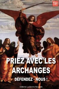 """Livret """"Prier avec les Archanges"""" Livret10"""