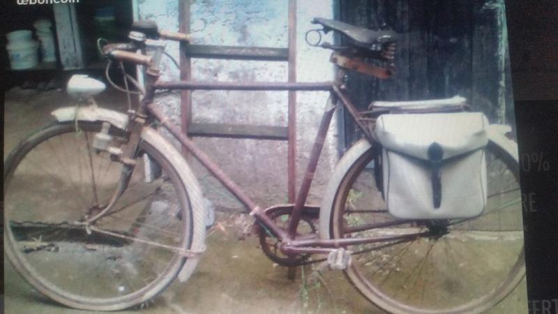 Vélo homme Polaire - Années 30 20170911