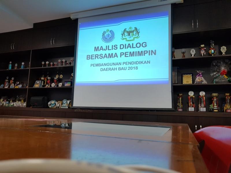 DIALOG BERSAMA PEMIMPIN 20181010
