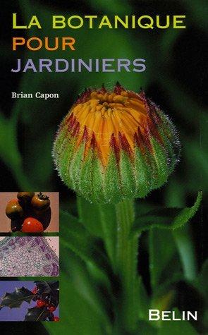 La botanique pour jardiniers 5107w910