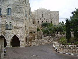 Le Mont Saint Michel, la ligne sacrée, Saint Michel Haifa10