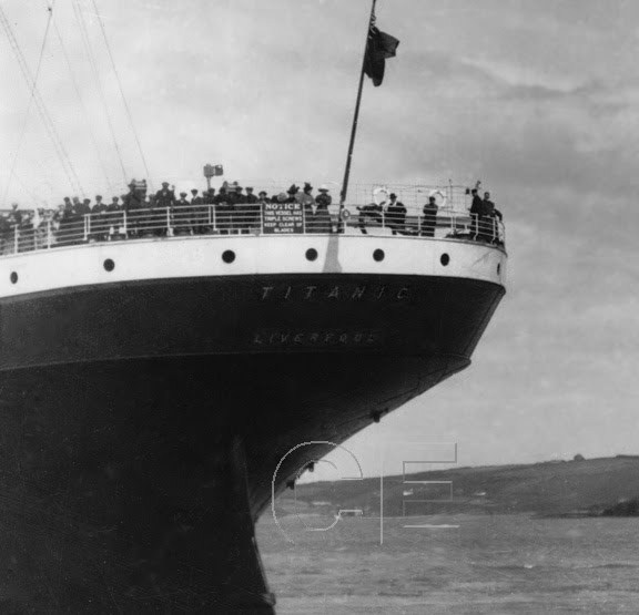 titanic - RMS Titanic 1:100 - Pagina 25 Ce01112
