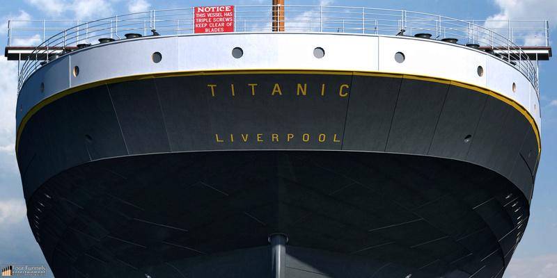 titanic - RMS Titanic 1:100 - Pagina 25 Tumblr10