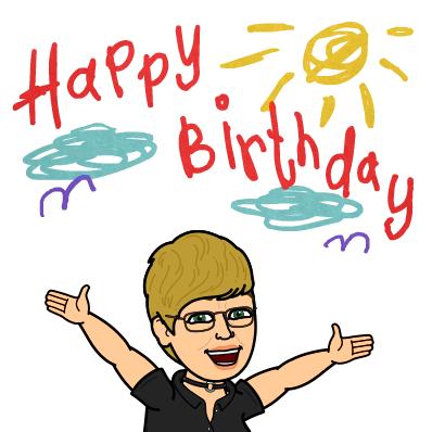 Bon anniversaire Cissy Bitmoj10