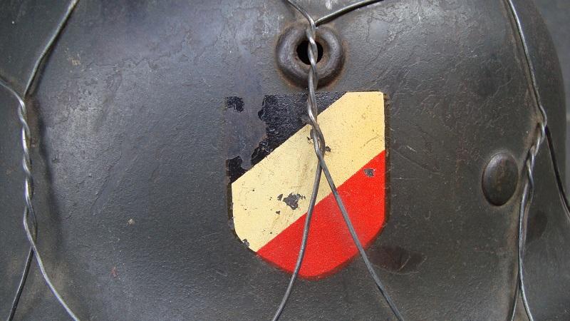 Casque M40 à grillage Dsc05418