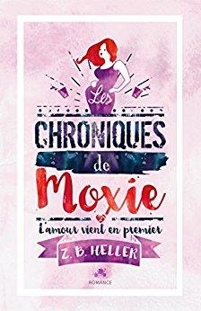 HELLER Z.B - Les chroniques de Moxie - Tome 2 51bpzz10