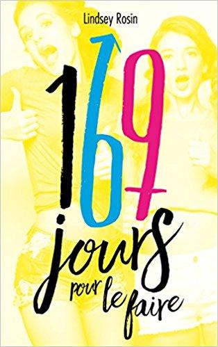 ROSIN Lindsey - 169 jours pour le faire 51jf2i10