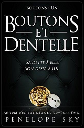 SKY Pénélope - Boutons et dentelle 51ruh210