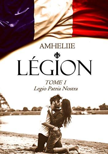 AMHELIIE - LEGION - Tome 1 : Legio Patria Nostra 51waqo10