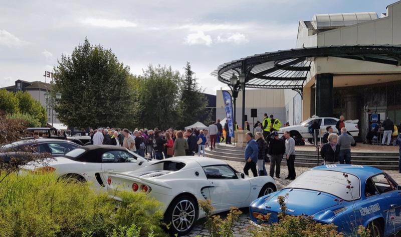 Seconde bourse au Musée Peugeot Traver10